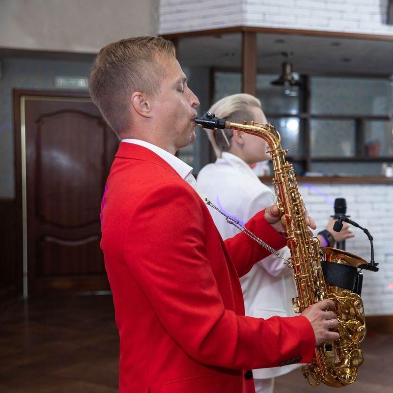 Саксофонисты Новосибирск