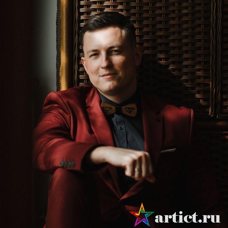 Ведущий Вадим Бураченко