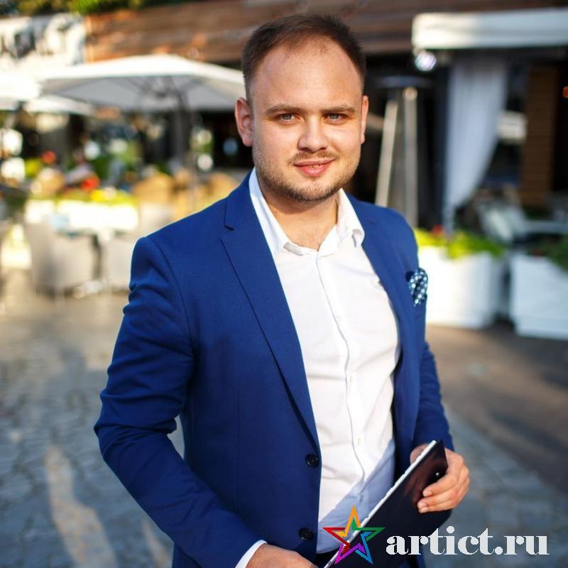 Свадебный ведущий Михаил Волвенко