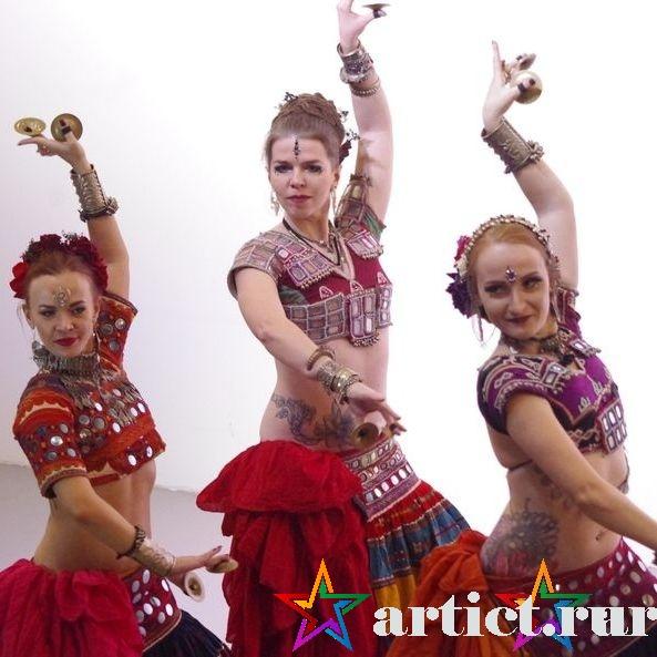 Chandra show - шоу-программа в Новосибирске